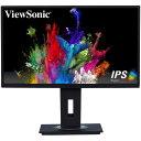 ViewSonic VG2448 ブラック [23.8型ワイド液晶ディスプレイ]