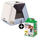 【送料無料】タカラトミー TPJ-03SO プリントス SORA + instax mini フィルム(2パック) セット [スマートフォン用プリンター]