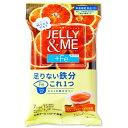 北辰フーズ JELLY&ME 鉄分 ブラッドオレンジゼリー 21gX7