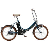 kaihou BM-E50NV ネイビー スイスイ [電動アシスト折りたたみ自転車(20インチ・無変速)] 【同梱配送不可】【代引き・後払い決済不可】【沖縄・北海道・離島配送不可】の画像