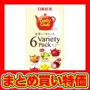 水, 飲料 - 【日東紅茶デイリークラブ 6バラエティパック10袋 (10541) ※セット販売(72点入)】2017年 販促・ノベルティグッズ[返品・交換・キャンセル不可]