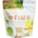 ゆず入り緑茶 ティーバッグ 3g×10包入 [キャンセル・変更・返品不可]