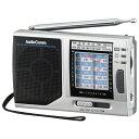 ポータブルたんぱラジオ(ワイドFM/2電源/シルバー) (RAD-H320N) [キャンセル・変更・返品不可]