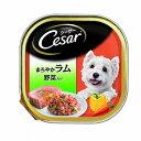 寵物, 寵物用品 - 【CE34N シーザー まろやかラム 野菜入り 100g】[返品・交換・キャンセル不可]