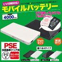 [印刷用] モバイルバッテリー 4000mAhタイプ ※試し刷り用セルなし [キャンセル・変更・返品不可]