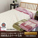 [Mitsui napping the cotton domestic washable wool blanket single] [easy  _ packing] fs2gm, 10P25Apr13