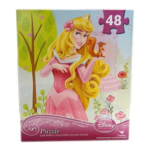 ディズニープリンセス パズル 48ピース オーロラ姫・