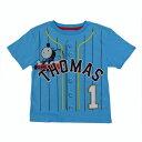 トーマス Tシャツ ベースボール 4T ゆうパケット可 11297 Thomas シャツ ファッション 野球 キッズ 映画 インポート