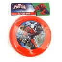 スパイダーマン フライングディスク 12077 フリスビー Spiderman マーベル MAVEL アメコミ おもちゃ 玩具 男の子 レジャー アウトドア 外遊び スポーツ 公園 キャラクター グッズ 用品 子供 子ども こども キッズ 送料無料 メール便配送