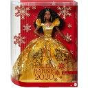 バービー シグネチャー 人形 コレクター ホリデーバービー(カーリーヘア) 15063 ドール MATTEL Barbie SIGNATUR HOLIDAY クリスマス バービーグッズ ドレス コレクション おもちゃ 大人 雑貨 かわいい カラフル メール便不可