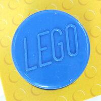 LEGOレゴランチボックスブルー