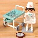 楽天キャラクター雑貨 プレッツェルイグラーチェック(フィギュア) M 看護士さん IGRA21013 | 輸入 かわいい プレゼント グッズ 小物 インテリア ホビー ポップ おもしろ pud613