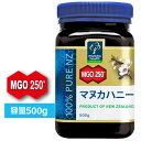 【送料無料】マヌカハニー MGO250+ (500g)マヌカ...