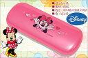 ☆Minnie Mouse☆(ディズニー/ミニー マウス) プッシュ式メガネケース wde-650n16(ピンク)