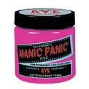 MANIC PANIC マニックパニック ヘアカラークリーム 【 ♯4 コットンキャンディーピンク 】 118ml [ manic pani...