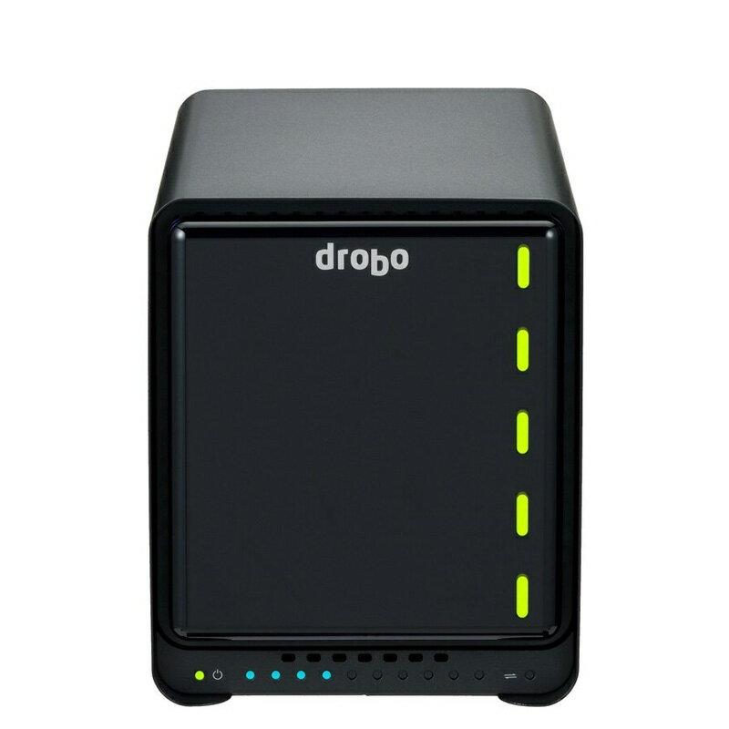 Drobo 5N NASケース(3.5インチ×5bay) ストレージシステム PDR-5N [送料無料]