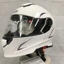 REISE モジュラー フルフェイスヘルメット ホワイト Mサイズ (57~58cm未満) リード工業×ガールズバイカーコラボモデル