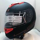 【送料無料】 バイク フルフェイスヘルメット LEAD ZIONE(ジオーネ) オレンジ LLサイズ(61-62cm) ZIONE-OR-LL SG規格 PSCマーク付き メンズ レディース 男女専用 全排気量対応