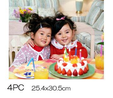 デジカメプリント 4切 写真現像  (4PC305x254mm)