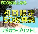 デジカメプリントL初回50枚無料キャンペーン  【初めてご利用のお客様限定品です】     (只今500枚以上ご注文で50枚分¥0無料)
