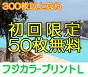 デジカメプリントL初回50枚無料キャンペーン  【初めてご利用のお客様限定品です】     (只今300枚以上ご注文で50枚分¥0無料)