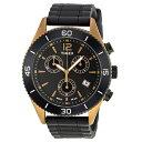 TIMEX タイメックス Black Dial クロノグラフ 腕時計 T2N829 (sb)