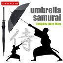 KIKKERLANDキッカーランド*サムライ アンブレラ傘umbrella samurai