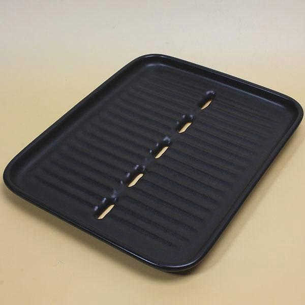 魚焼き グリル用 耐熱 陶板