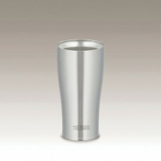 Thermos vacuum insulated Batan blue (JDA-400) beer glass / tumbler / mug / cold / warm