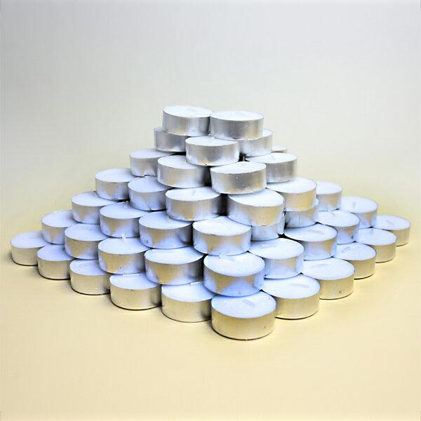 ティーライト キャンドル アルミカップ 燃焼 約4時間 100個ろうそく ローソク ロウソク ローソク キャンドル ティーライトキャンドル ティーキャンドル 個人大量消費