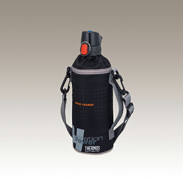 THERMOS Cold Petbottle cap and cooler 500ml(RCT-PC/BK)