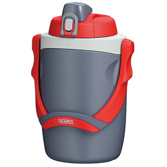 Thermos insulated sport jug 2.6 L red ( FPG-2600/R ) sports bottle / flask / thermos and insulated / direct drinking / fs3gm