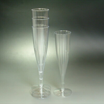 Sectional champagne glass, ten set fs3gm advantageous