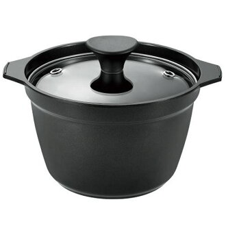 Rice pan (open fire) for cooking rice pan .3 go
