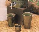 焼酎サーバー・灰釉と一緒にお使いください。焼酎カップ・灰釉(大)