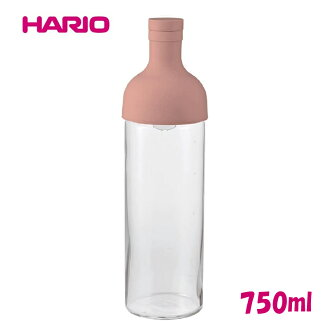 Hario フィルターイン bottles (red) water for hot tea / water out green tea pot tea pots and wine types / hario 10P13Dec13 upup 7