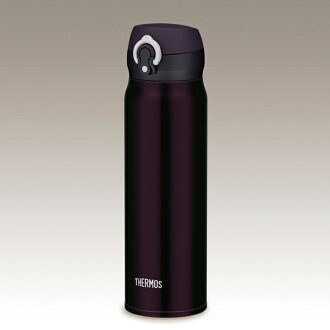 Thermos vacuum insulated thermos jmy mobile mug 600 ml deep purple (JNL-600DPL) ( flask stainless steel bottle thermos heat and cold insulation, drinking )