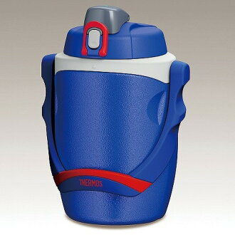 Thermos vacuum insulated sport jug 1.9 L Navy Blue ( FPG-1900/NB ) Sports bottle / flask / thermos and insulated / direct drinking / fs3gm