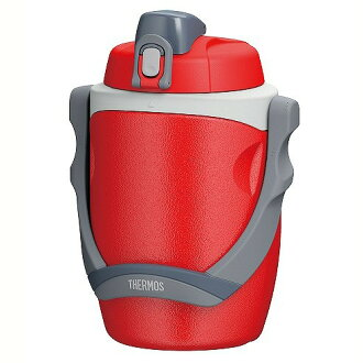 Thermos vacuum insulated sport jug 1.9 L red ( FPG-1900/R ) sports bottle / flask / thermos and insulated / direct drinking / fs3gm