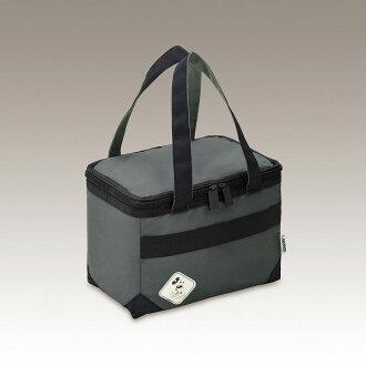 THERMOS holding keep cool soft cooler bag(5L)Pooh green(RDJ-005B/G)