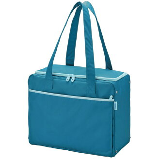 Thermos insulated shopping bag (22 L) Navy (RDL-022/NVY) eco back bag insulated bag and refrigerated.