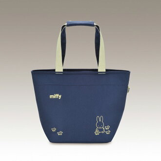 Thermos insulated tote bag (17 L) Miffy gray (RDJ-017B/GY) eco back bag insulated bag and refrigerated fs3gm.