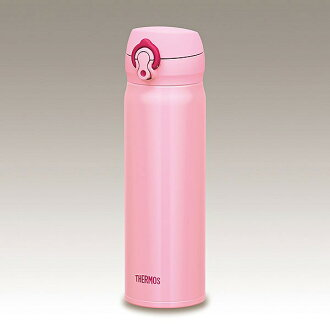 Thermos vacuum insulated jmy 500 ml JNL-502 CP coral pink flask stainless steel bottle thermos thermal insulated direct drink