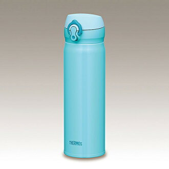 Thermos vacuum insulated jmy 500 ml JNL-502 SKY sky blue flask stainless steel bottle thermos thermal insulated direct drink
