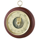 おうちで気象予報、健康管理にも!【送料無料】【気圧計・気象計】エンペックス・バロメーター
