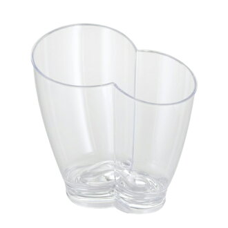 Clear wine & champagne cooler