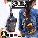 ボディバッグ Von Dutch ボンダッチ ヴォンダッチ ボディ バッグ ボディーバッグ ワンショルダー コリンズ メンズ レディース 通学 通勤 旅行 VD213 vondutch-024