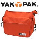 【ポイント10倍】 ショルダーバッグ YAKPAK ヤックパック マザーショルダーバッグ 【 耐久性に優れているコーデュラナ…