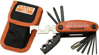 バーコ(BAHCO)BKE850901自転車用ハンディツールセット