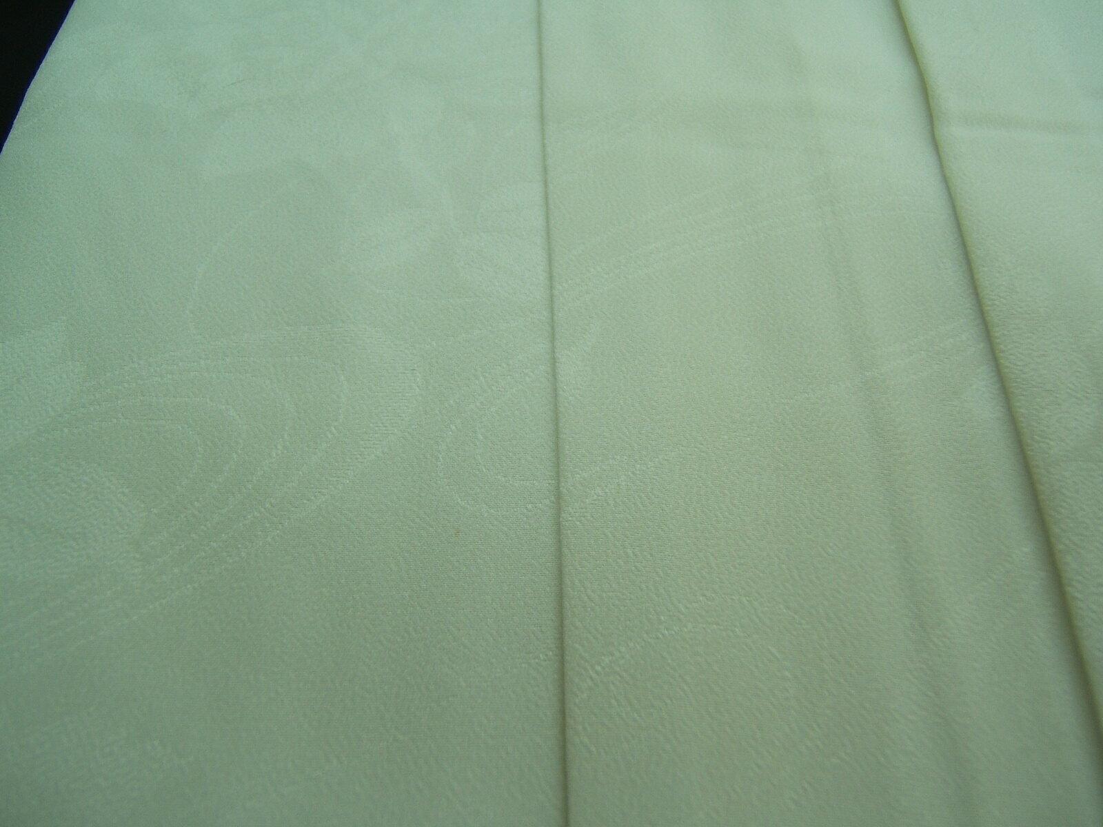 リサイクル喪服用絹交長襦袢】【中古】の紹介画像2